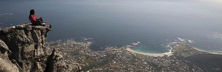 Table Mountain Abseiling
