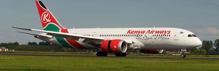 Kenya Airways Special Deal Offer for India