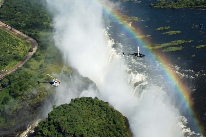3 Days In Victoria Falls Amp Livingstone Activity Package