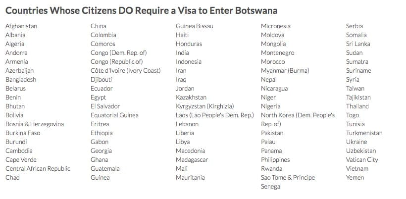 Botswana Visa for Indian Citizens - Requirements from India - Chalo on india visa application, uae visa application, kenya visa application, nigeria visa application, usa visa application, vietnam visa application, italy visa application, thailand visa application, pakistan visa application, st maarten visa application, brazil visa application, australia visa application, ghana visa application, morocco visa application, philippines visa application,