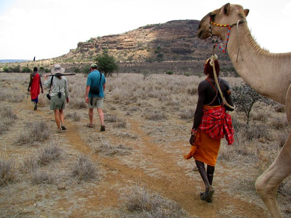 kenya walking safaris by Karisia Walking Safaris