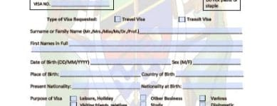 Tanzania Visa for US Citizens (USA) - Requirements for Americans ...