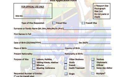 Tanzania Visa for Indian Citizens (India) - Chalo Africa