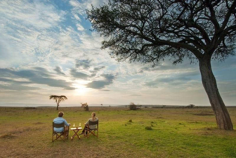 Offbeat Mara Camp, Offbeat Safaris