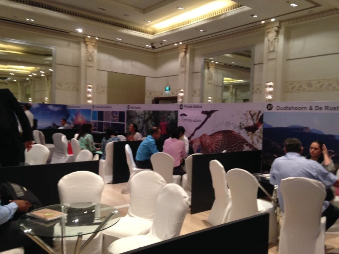 South Africa Tourism India Roadshow - Chalo South Africa