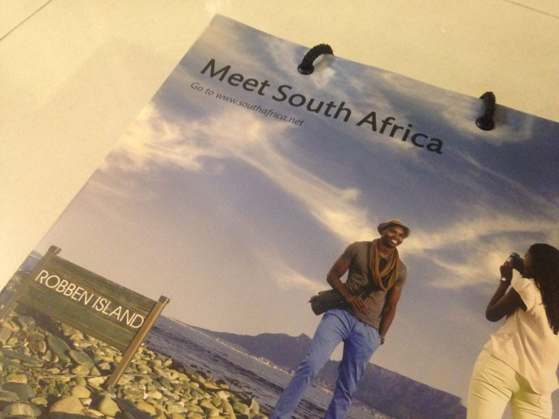 South African Tourism Roadshow India