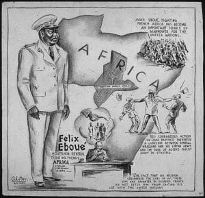 Africa French Colonialism