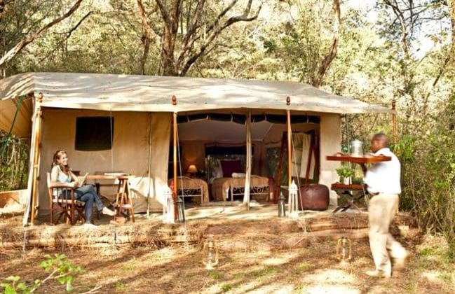 Nairobi Tented Camp Coffee
