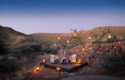 Tswalu Tarkuni private dining