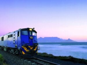 Blue Train Golf Safari 2018