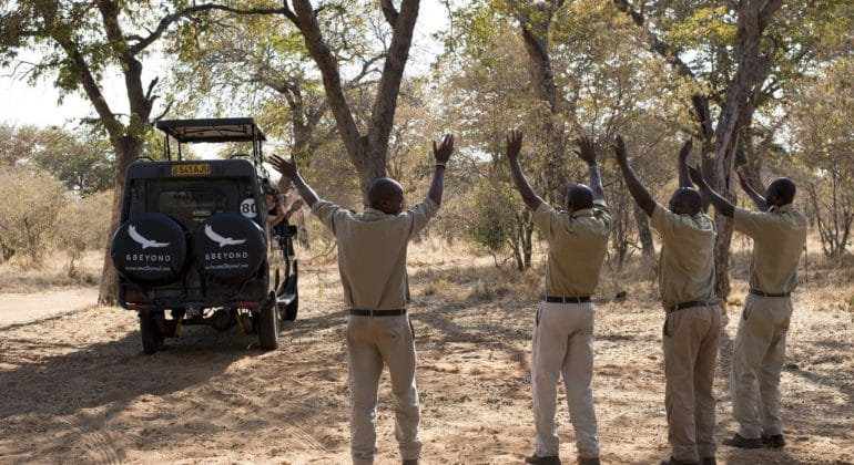 Mobile Camping Transfer To Chobe National Park