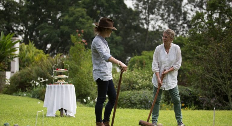 The Manor Croquet And High Tea