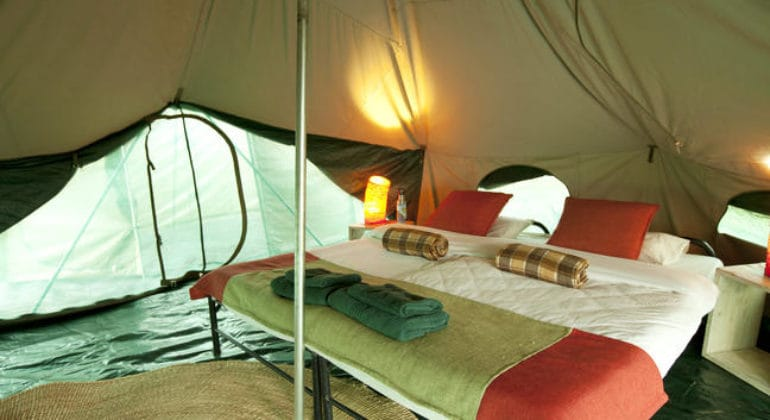 Naabi Green Camp Tent