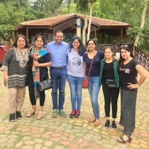The Chalo Africa Team - Retreat