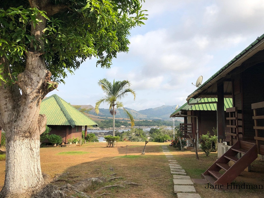 Lope Hotel View From Garden